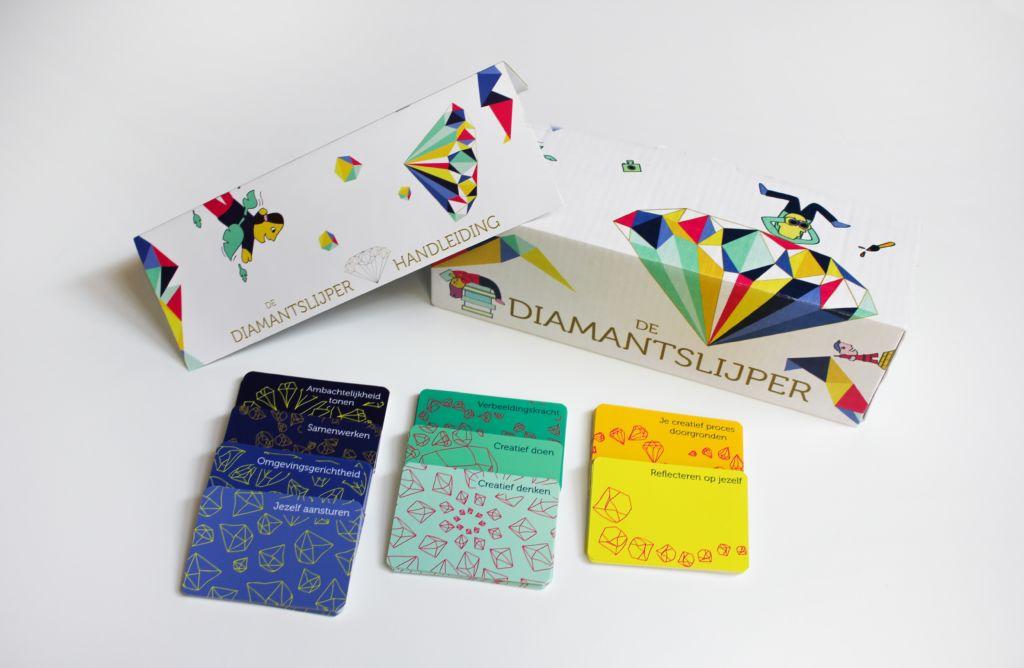 Kaartspel De Diamantslijper