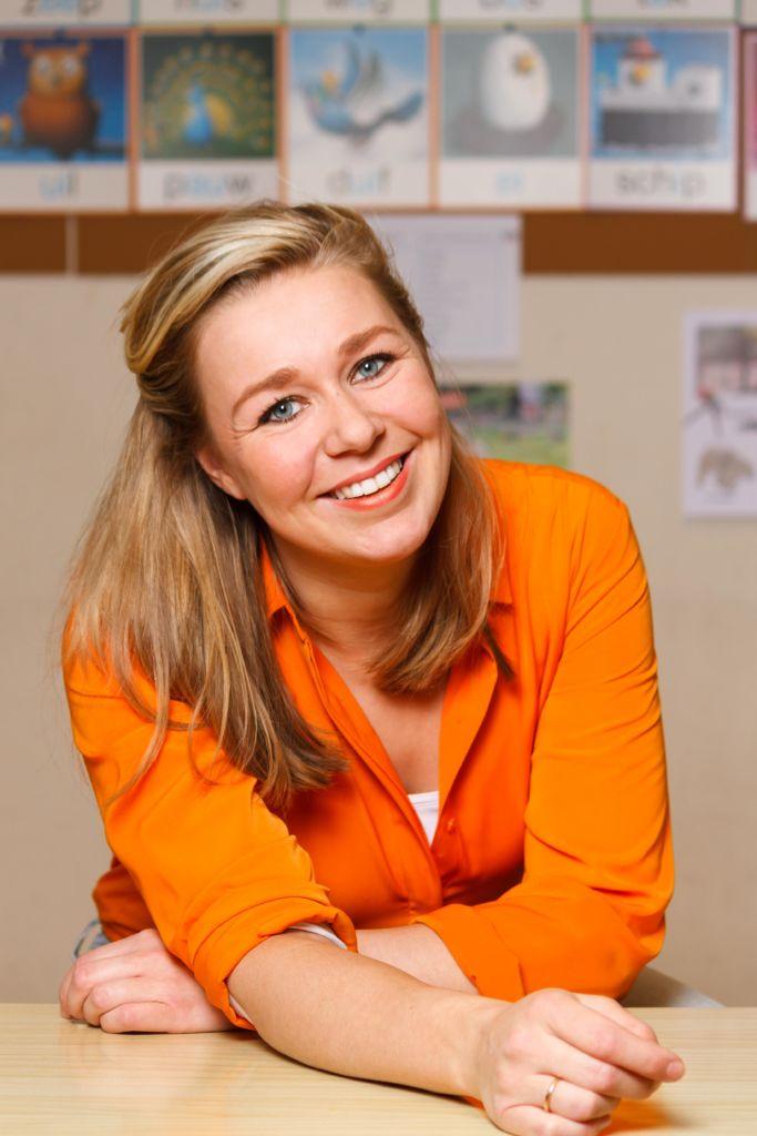 Portret Suzanne van den Hondel